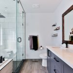 Don't slip up when designing bathrooms